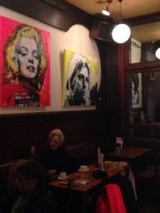 Expositie café De Bommel, Breda
