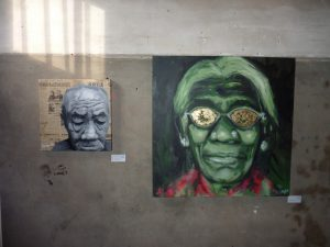 Symbiose expositie, Breda 2011