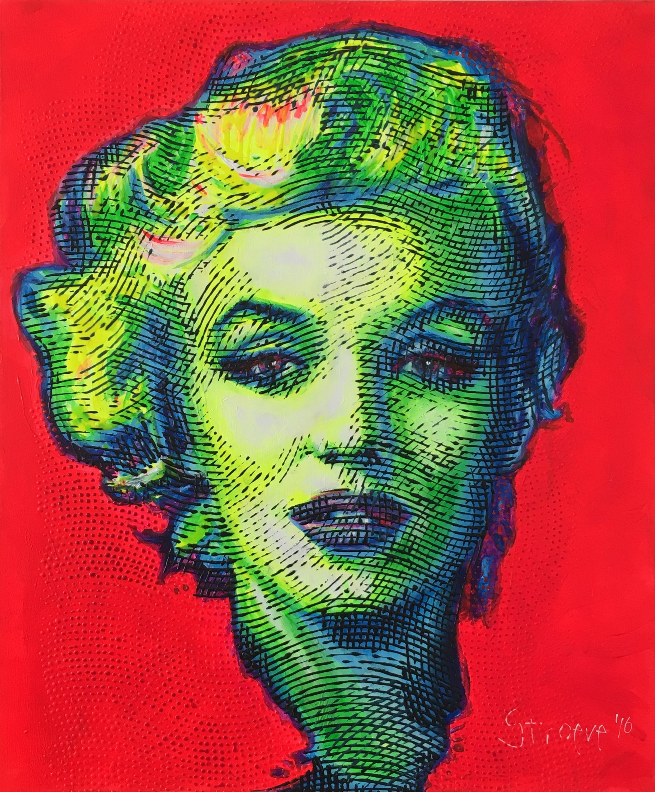 Marilyn, Stars & Stripes